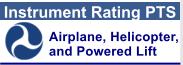 Instrument Rating Practical Test Standards